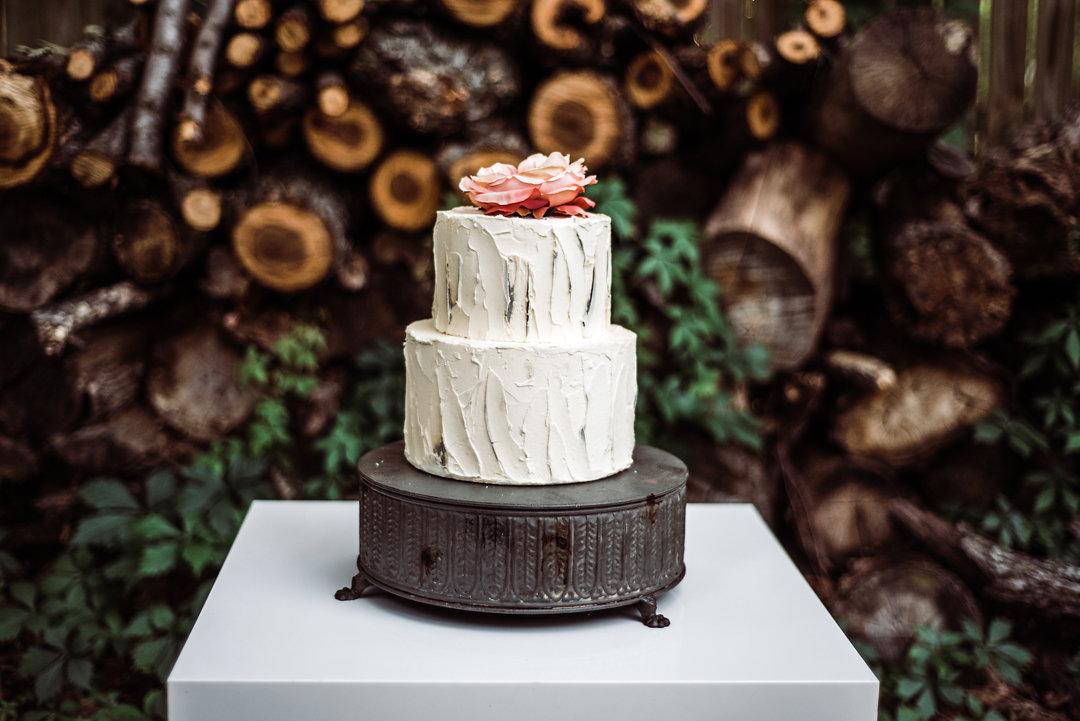Bride's Cake Stand
