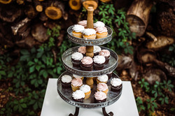 Farmhouse Cupcake Stand