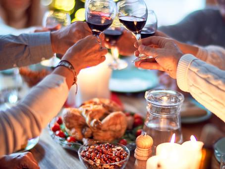 Unas Navidades diferentes, la buena comida de siempre