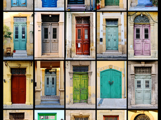 Drzwi Nikozji
