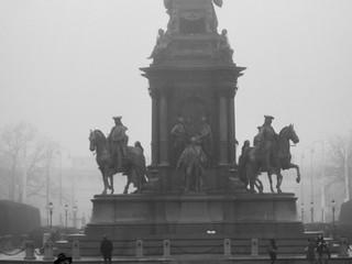 Wiedeń we mgle