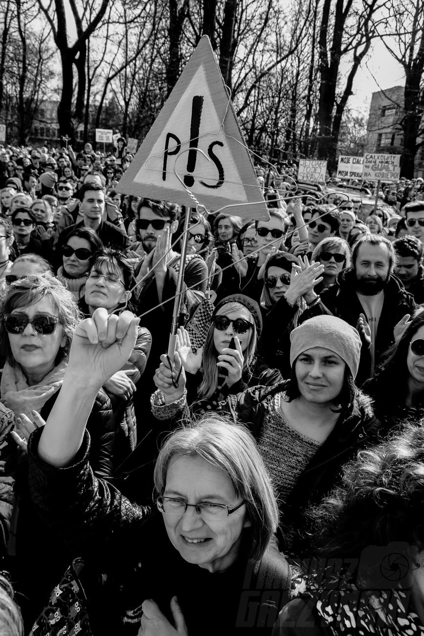 Czarny Protest MariuszGaczynski
