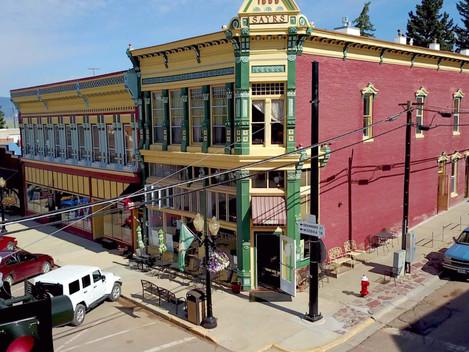 Philipsburg Brewery & Broadway Hotel