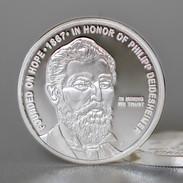 Philipsburg 150th Commemorative Silver Coin