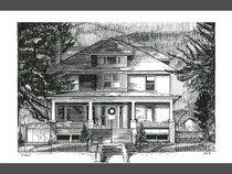 The Hauck House (Caledonia B&B)