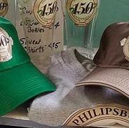 Philipsburg 150th Logo hats