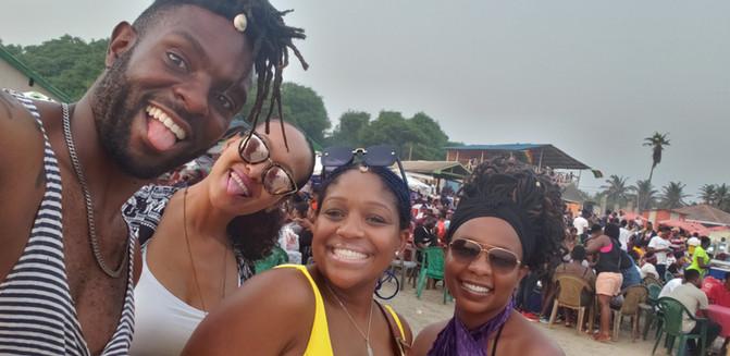 Did You Return or Get Left Back?  The Beauty & Black Magic of Ghana