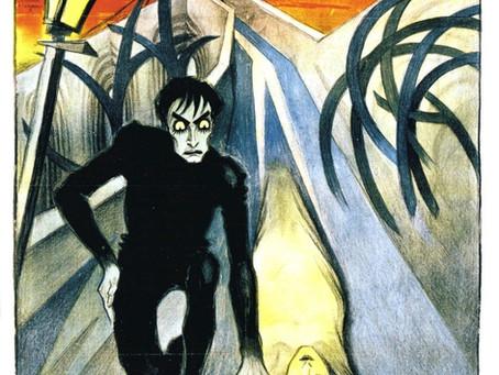 Afiş İnceleme: Das Cabinet des Dr Caligari