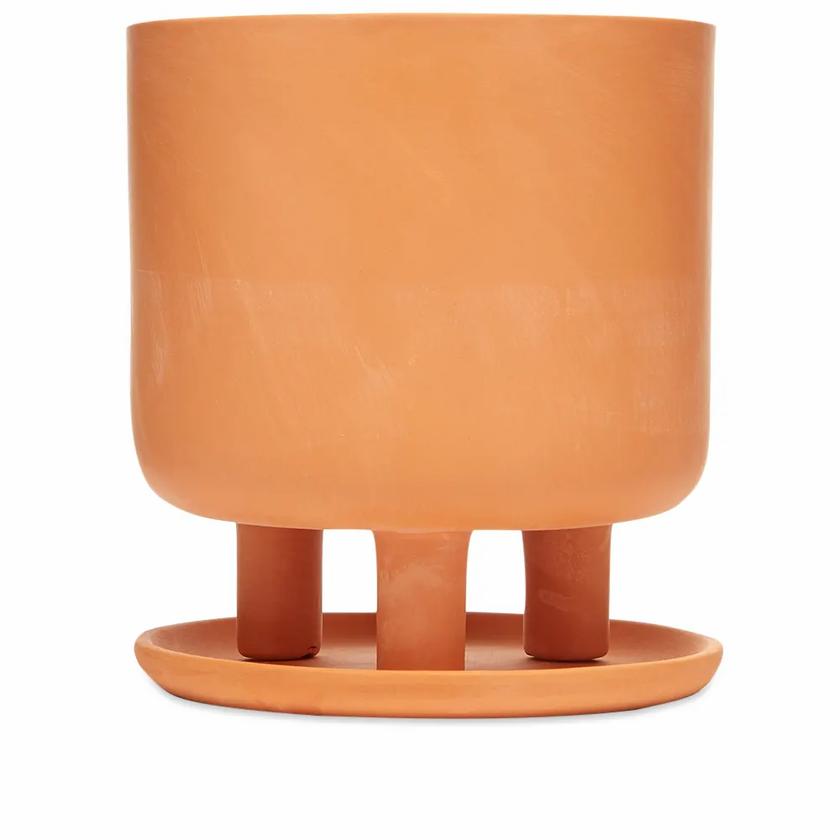 Terracotta Tri-Pot