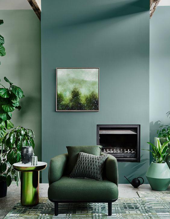 Blue Green Colour Scheme