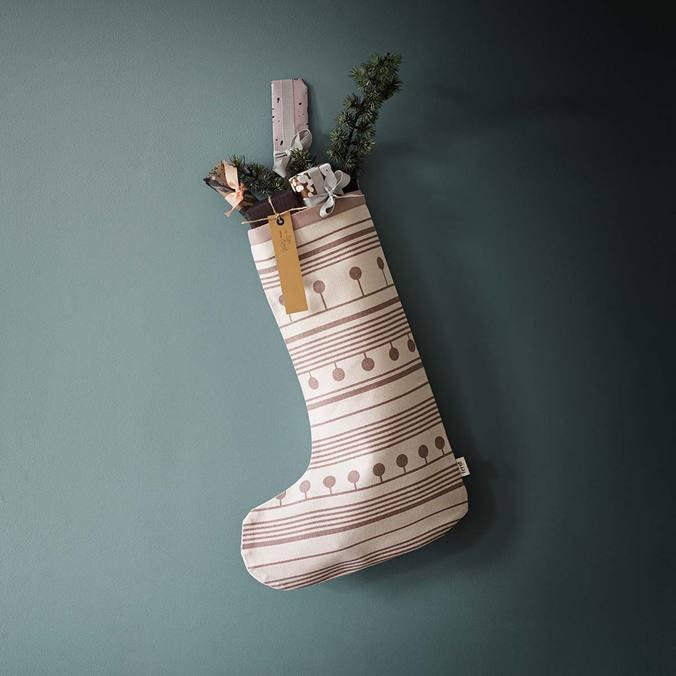 Winterland Christmas Stocking
