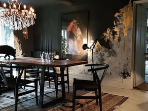 Shopping For A Dark Dining Room