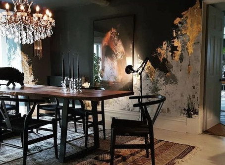 A Guide To Shopping...For A Dark Dining Room