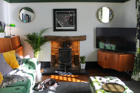 Living Room - Client Image