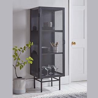 Black Frame Storage Unit