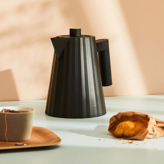 Pleated Electric Kettle