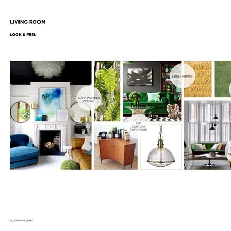 Living Room Look & Feel