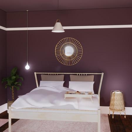 Bedroom 3D Render