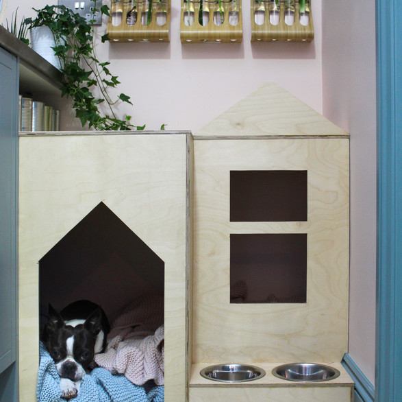 Bespoke Dog Crate