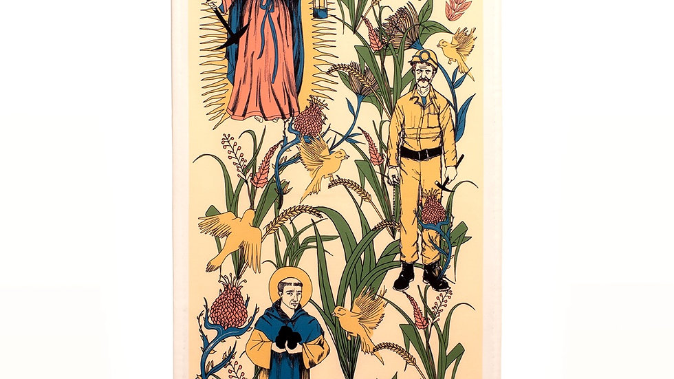 The Saints Tapestry