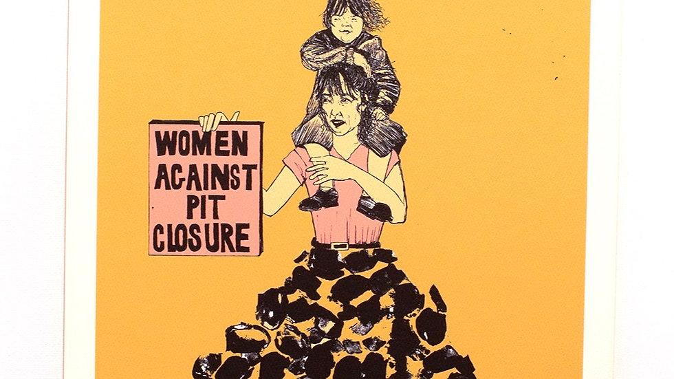 Women against Pit Closure