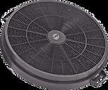 filtro de carvão ativado para coifas