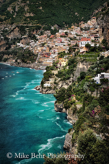The Coast of Positano