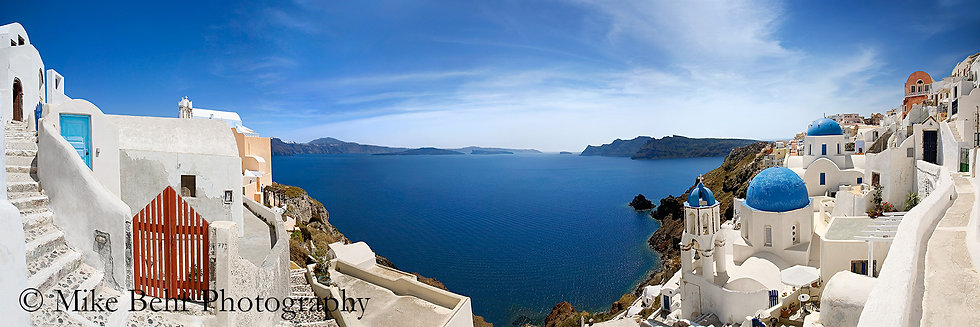Views of Santorini