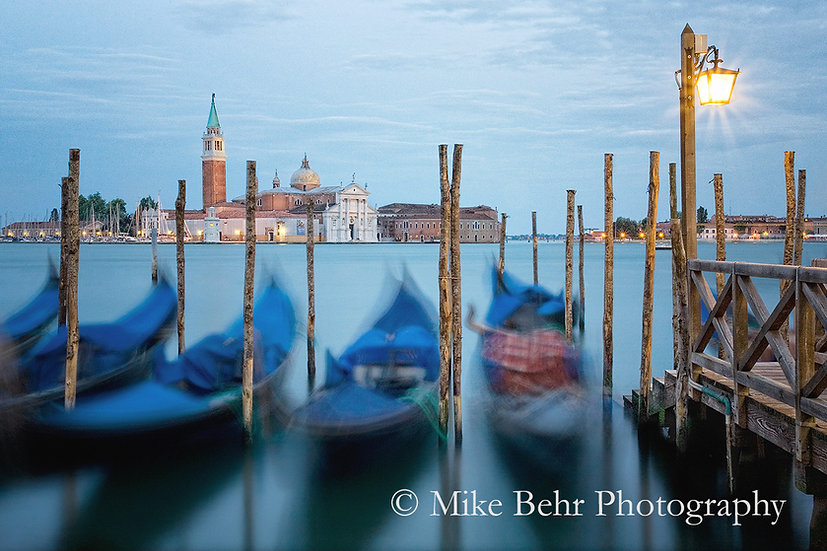 A Quiet Venice Evening