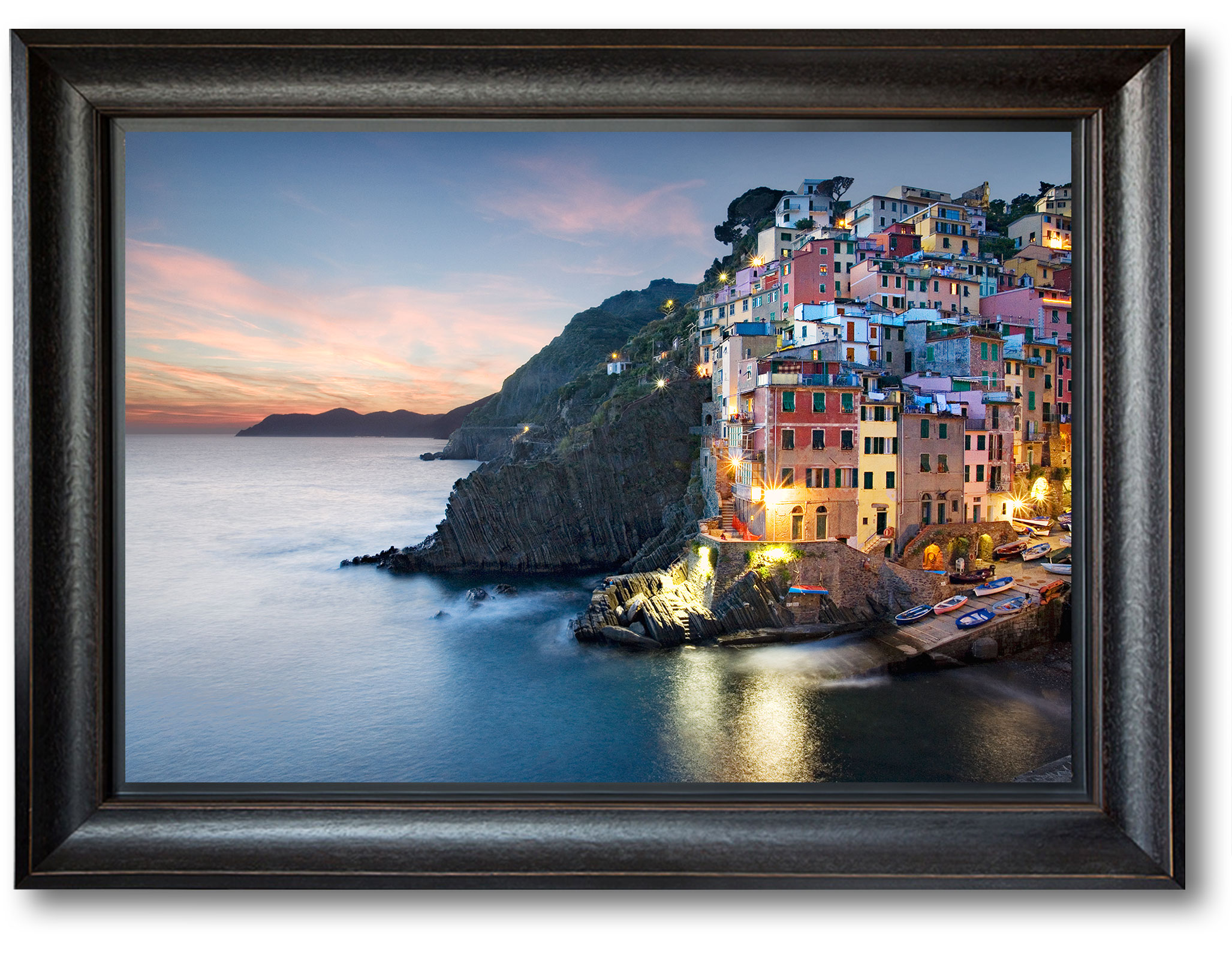 Sunset-On-Cinque-Terre_BlackFrame-WEB