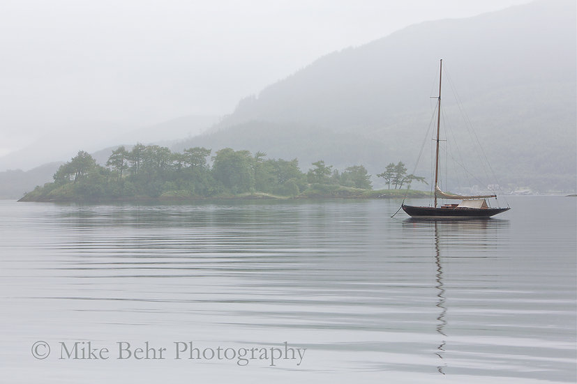 Mast in the Mist