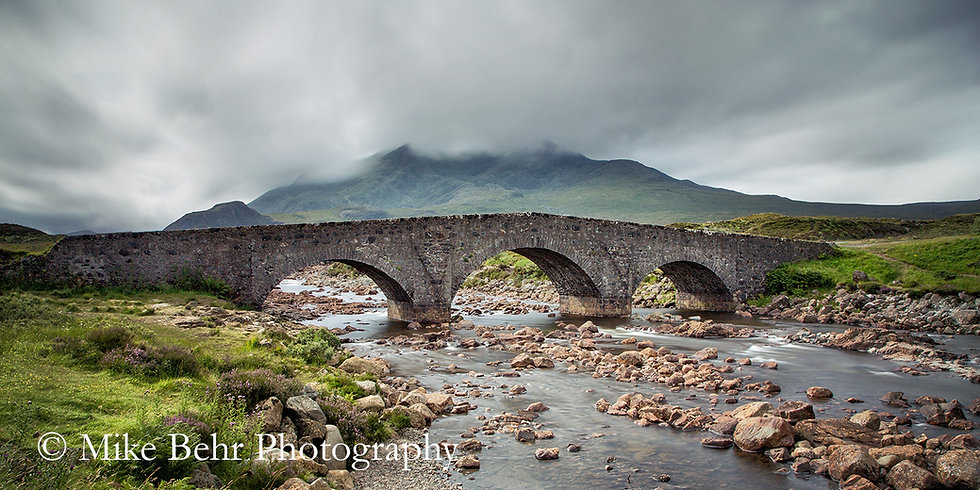 The Old Bridge of Sligachan
