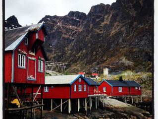 Norway: The journey to the journey