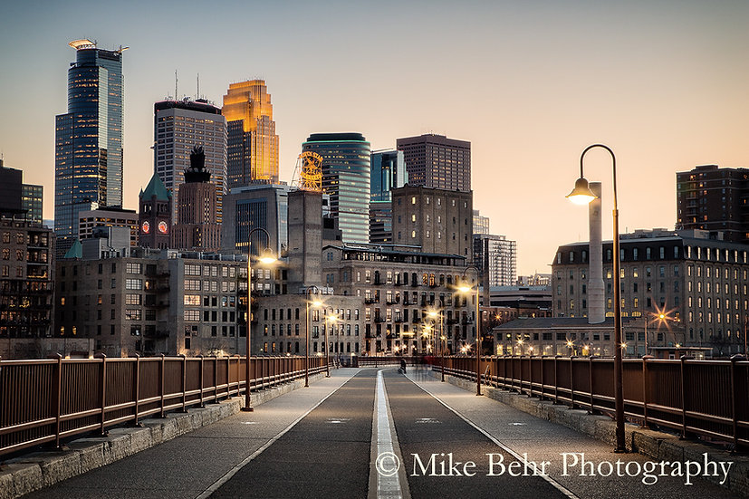 Evenings on the Stone Arch