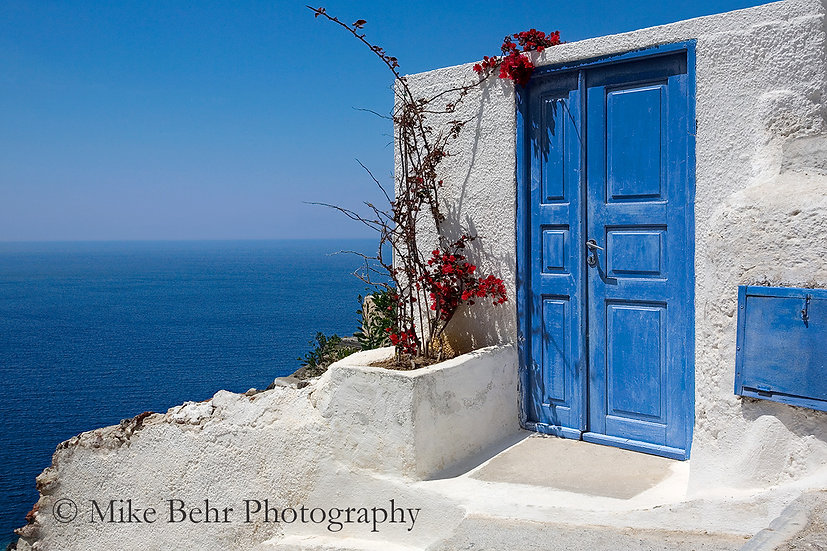 Doorway to the Sea