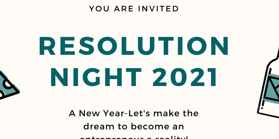 LSA PRESENTS NEW YEAR RESOLUTION NIGHT