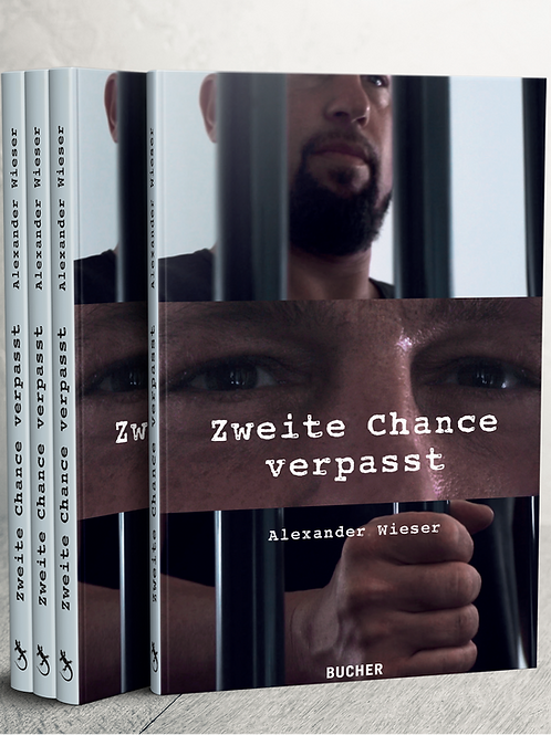 Zweite Chance Verpasst - Das Buch