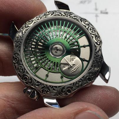 For Sarpaneva Watches