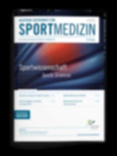 DZSM 06/2016 | Sportwissenschaft Coverdesign