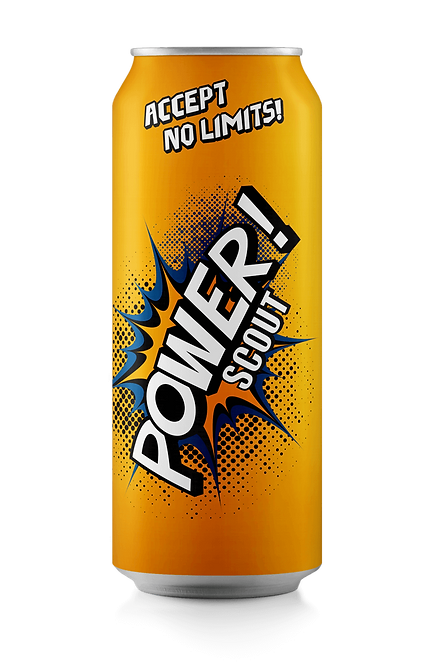 Powerscout Energydrink