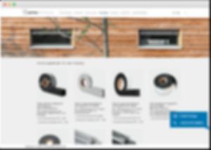 pinta abdichtung website produktübersicht