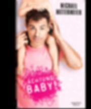 Michael Mittermeier Achtung Baby! Buchcover Design