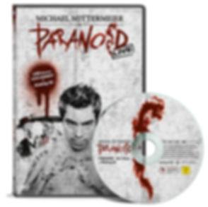 PARANOID Michael Mittermeier DVD Cover Design