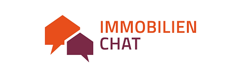 Immobilienchat Logodesign
