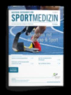 DZSM 11/2015 | Menschen mit Handicap & Sport Coverdesign