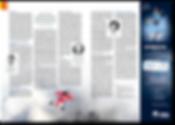 DZSM Dossier Innenteil ff. Editorial Design