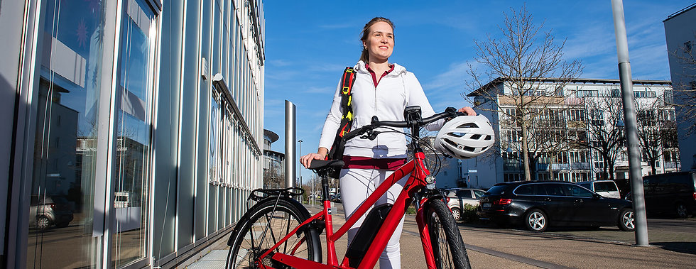 VERAHmobil e-Bike leasen