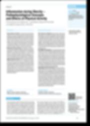 DZSM Wissenschaftlicher Artikel Startseite Editorial Design