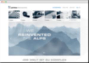 pinta elements website Startseite