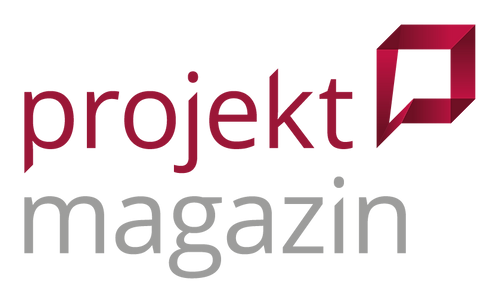 Projektmagazin Logodesign